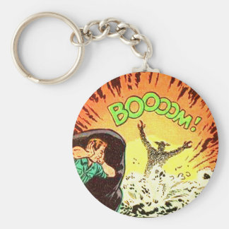 Boooom! Keychain