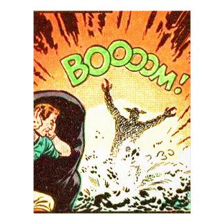 Boooom! Letterhead