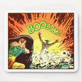 Boooom! Mouse Pad