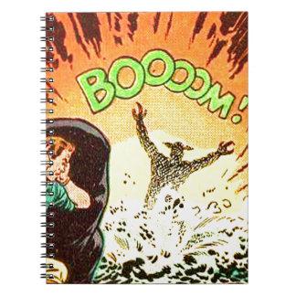 Boooom! Notebook