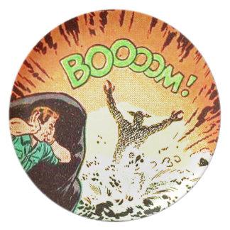 Boooom! Plate