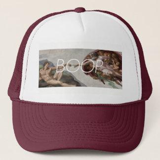 Boop of Adam Trucker Hat