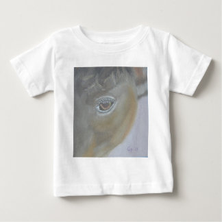 Boost My Ego - Horse Painting Baby T-Shirt