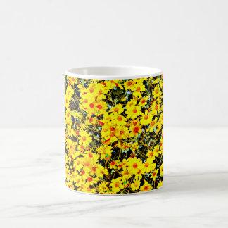 Boosted Wild Flowers Coffee Cup/Mug Coffee Mug