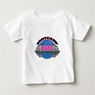 Bootcamp Babe Baby T-Shirt