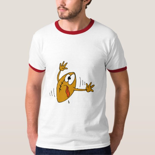 Booted Football T-Shirt