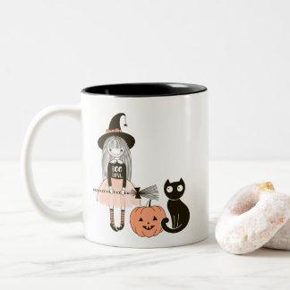 Bootiful Trick Or Treater Mug