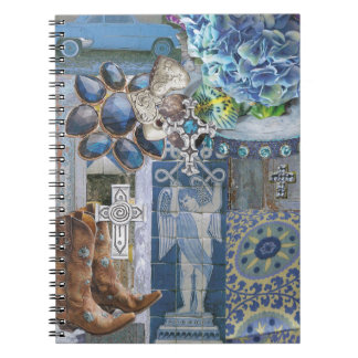 Boots and Crosses Notebook