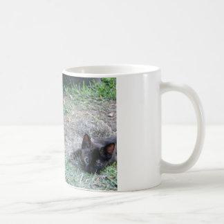 Boots And Kali Coffee Mug