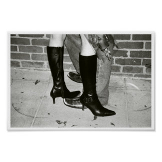 Boots, Bricks & Roses Poster
