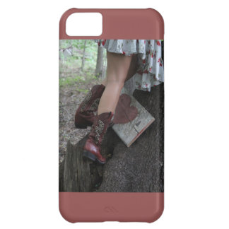 Boots, heart iPhone 5C covers