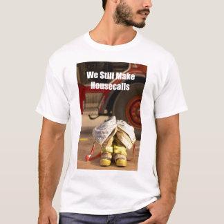 """Boots & Truck """"We still make house calls"""" T-Shirt"""