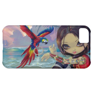"""""""Bootstrap Betsy"""" iPhone 5c Case"""