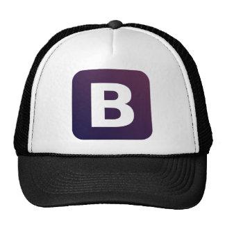 Bootstrap Logo Trucker Hat