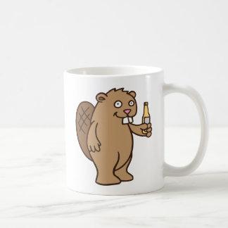 Booze Beaver Coffee Mug