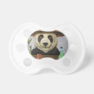 Boozer 4 with Panda Baby Pacifiers