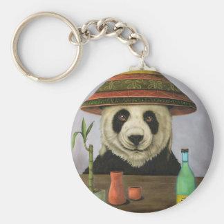 Boozer 4 with Panda Keychain