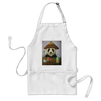 Boozer 4 with Panda Standard Apron