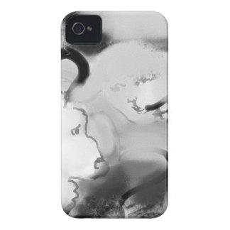 bopeepsheepb&w iPhone 4 Case-Mate cases