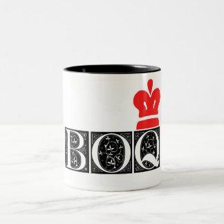 BOQ [Bitter Old Queen] mug