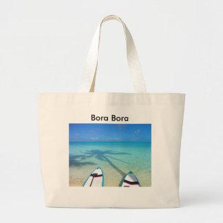Bora Bora Matira Beach Tote