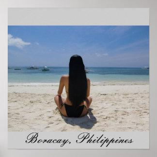 Boracay Beach Poster