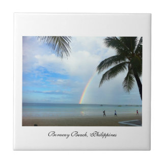 Boracay Beach, Tile Keepsake