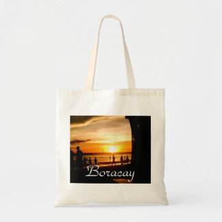 Boracay by  Night, Philippines - Budget Tote