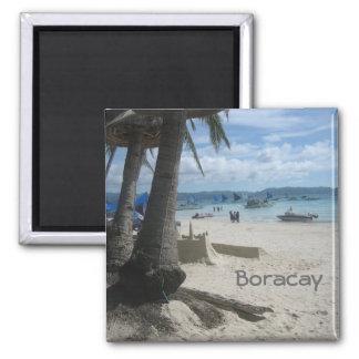 Boracay Square Magnet