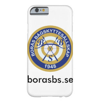 Borås BS Skap to Iphone 6 Barely There iPhone 6 Case
