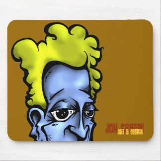 Bord, Jon Griffin, Art & Design Mouse Pad