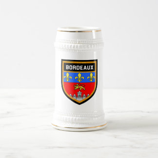 Bordeaux Flag Beer Stein