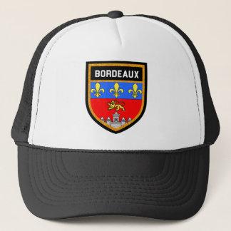 Bordeaux Flag Trucker Hat