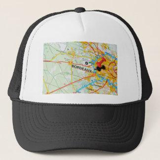 Bordeaux, France Trucker Hat