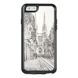Bordeaux France. Twin spire.2010 OtterBox iPhone 6/6s Case