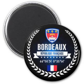 Bordeaux Magnet