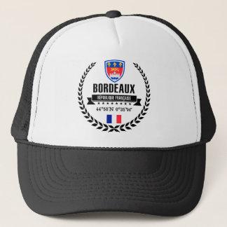 Bordeaux Trucker Hat