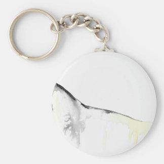 Border Bleed Keychain