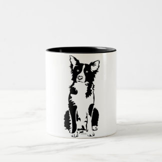 Border Collie 11oz Mug