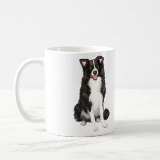 Border Collie (A) - Sitting Coffee Mug