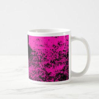 Border Collie Abstract Coffee Mug