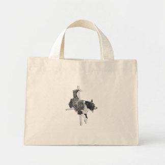Border Collie Agility Dog Canine Tiny Tote