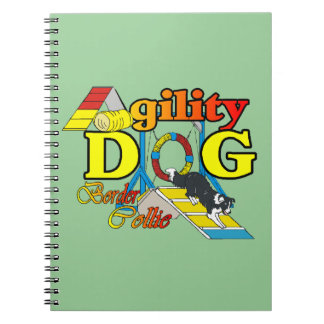 Border Collie Agility Notebook
