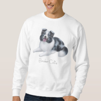 Border Collie Blue Merle Sweatshirt