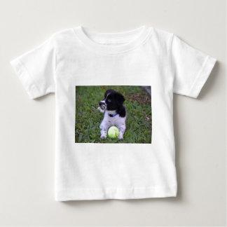 BORDER COLLIE DOG RUDAL QUEENSLAND AUSTRALIA BABY T-Shirt