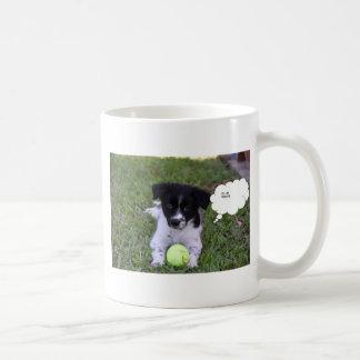 BORDER COLLIE DOG RURAL QUEENSLAND AUSTRALIA COFFEE MUG