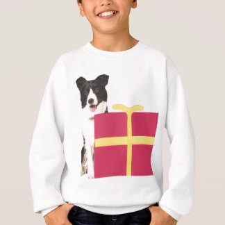 Border Collie Gift Box Sweatshirt