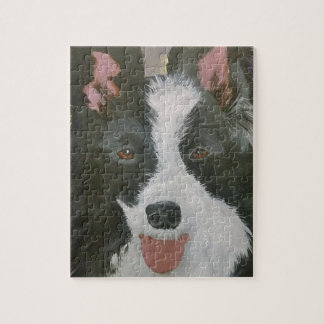 Border Collie gifts Jigsaw Puzzle