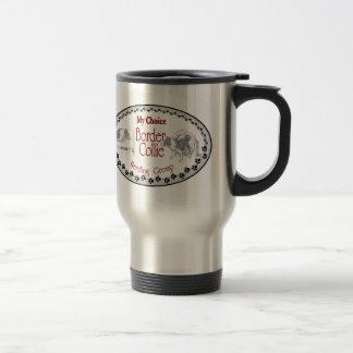 Border Collie Gifts Travel Mug