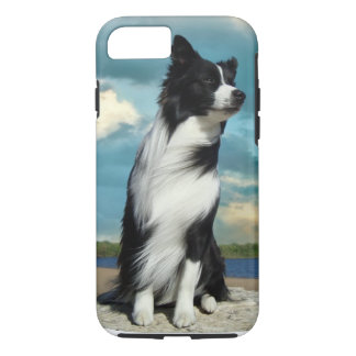 Border Collie iPhone 7 Case